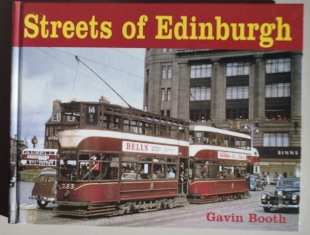 streets of edinburgh gavin booth edinburgh trams