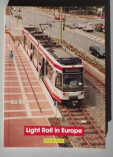 light rail in europe edinburgh trams