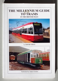 millenium guide to trams in the british isles edinburgh trams