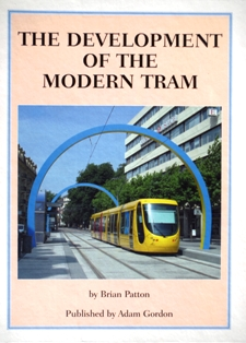 development of the modern tram brian patton edinburgh trams