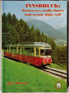 Innsbruck tramways trolleybuses and scenic rail