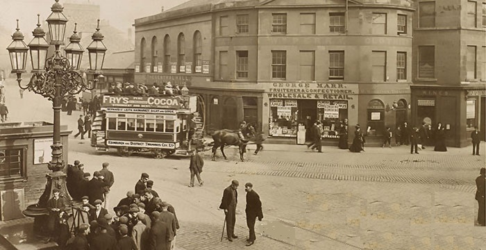 Edinburgh and District Tramway Company