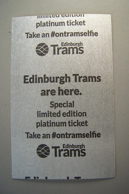 Edinburgh Trams Info