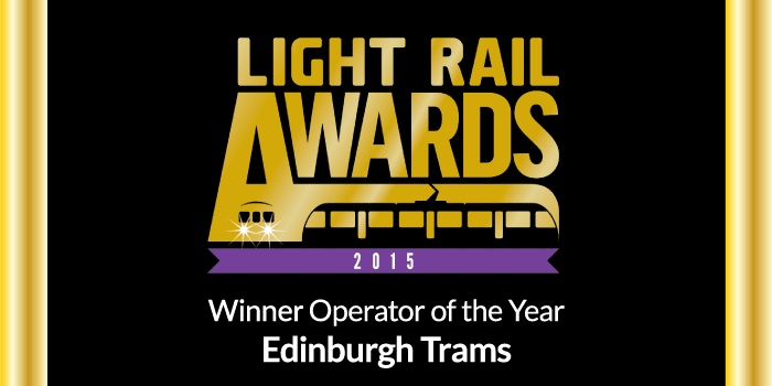Edinburgh Trams 2015